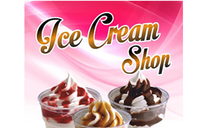 İCE CREAM SHOP