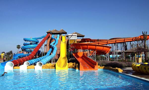 Aquapark ve Su Kaydırakları